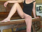 piano a já